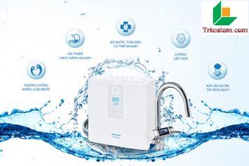 Ứng dụng của nước Trim Ion trong phòng chống bệnh tật ở một số bệnh tiêu biểu