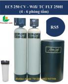 HỆ THỐNG LỌC TỔNG CAO CẤP RAINSOFT RS5 (4-6 PHÒNG TẮM)